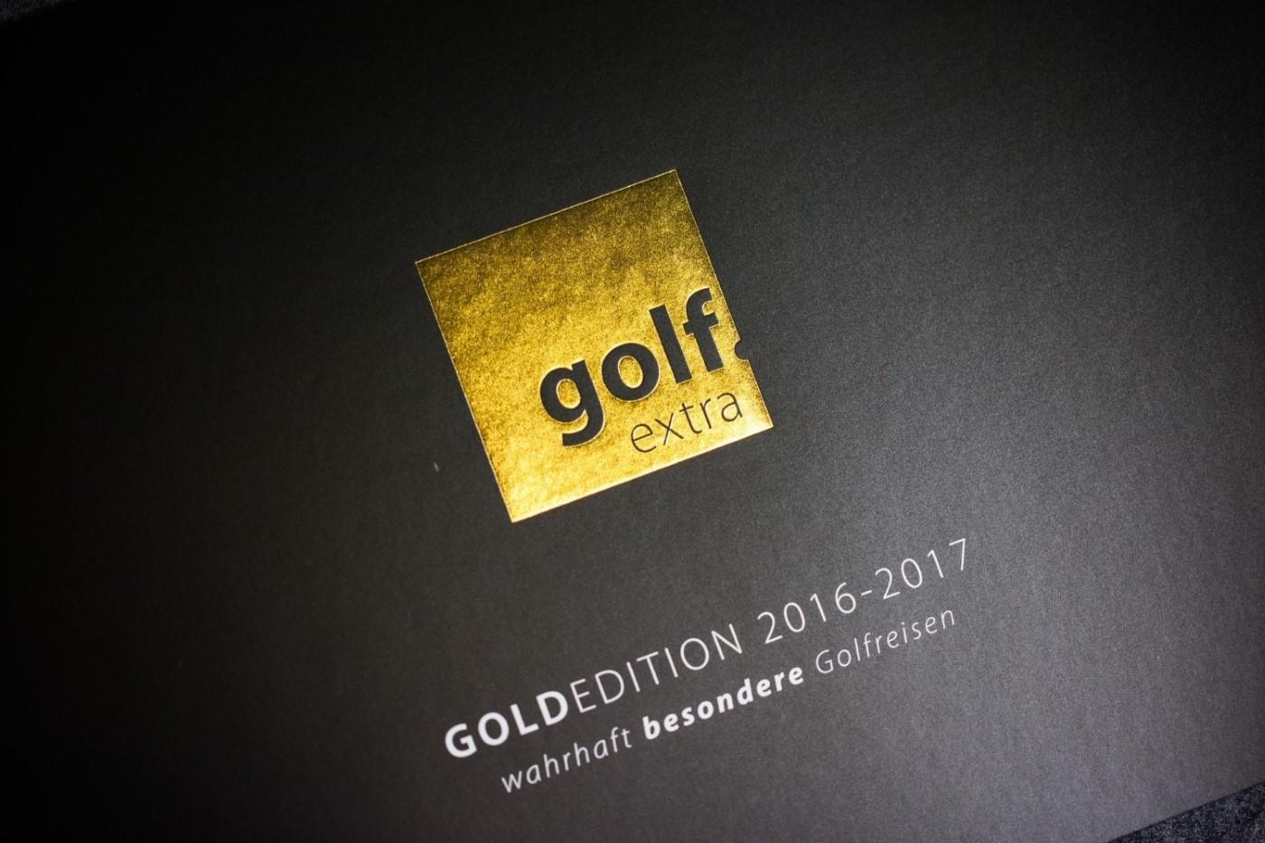Gestaltung goldedition