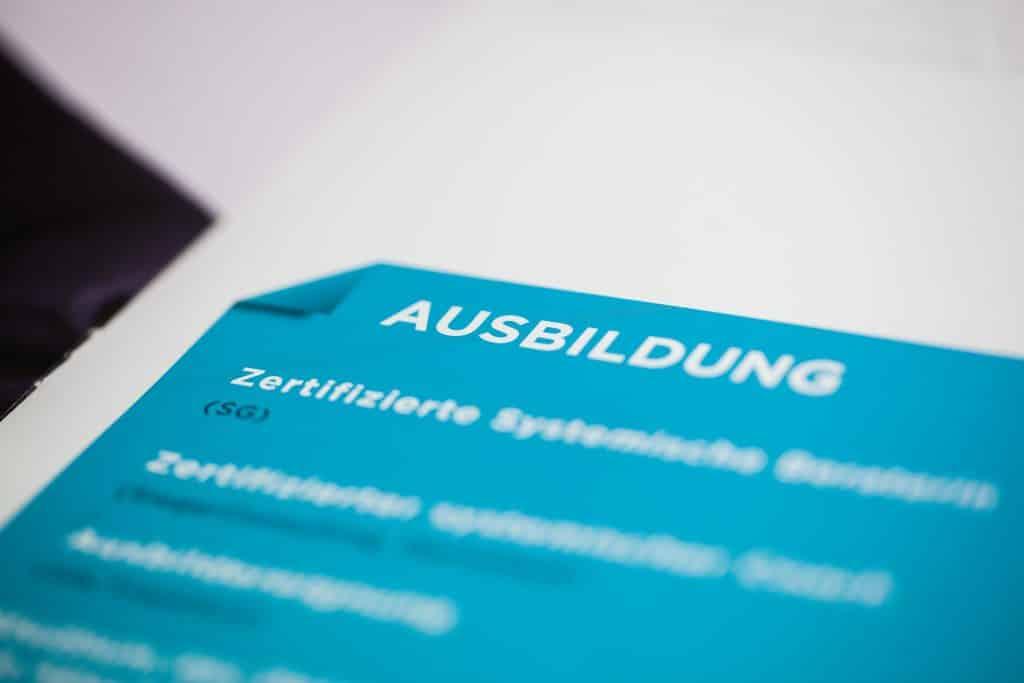 Broschüre Caroline Hesse Coaching