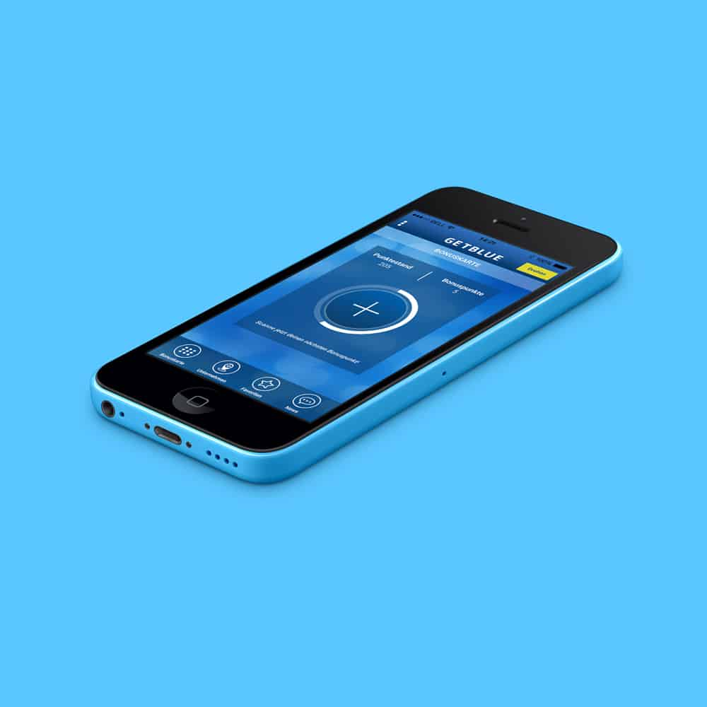 App GetBlue