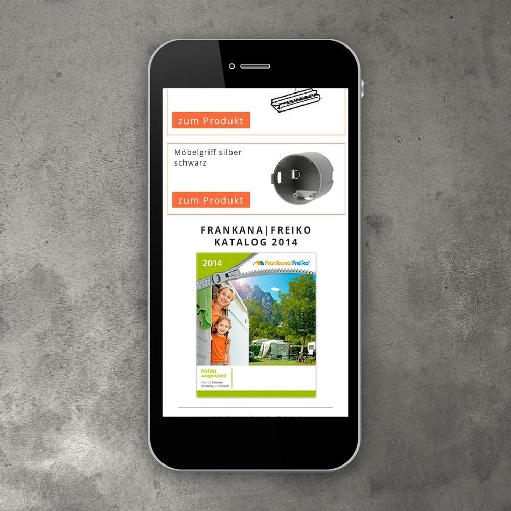 Mockup Mobile Screendesign