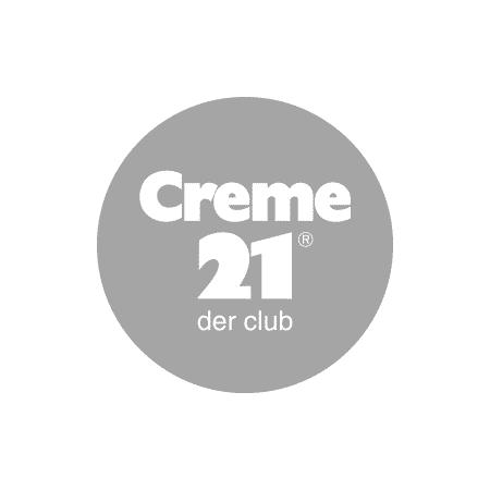 Logo Creme 21 der Club