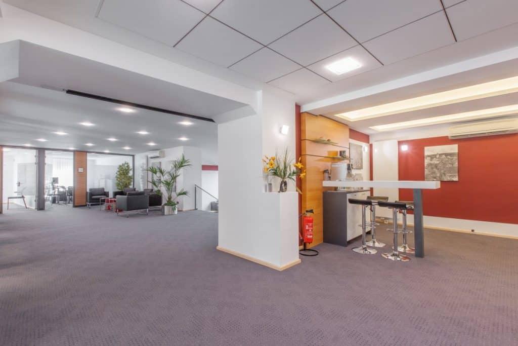 Sparkasse Leimen - Bilder der neugestalteten Geschäftsstelle