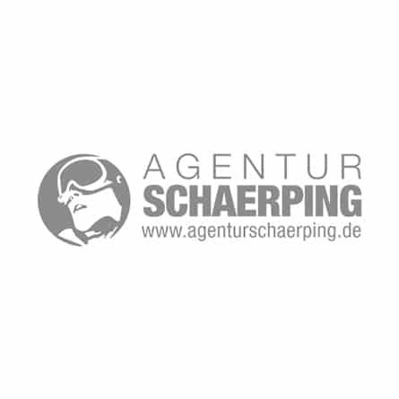 Logo Agentur Schaerping
