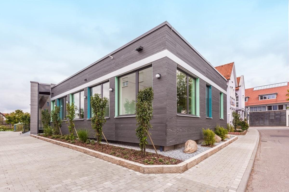Architekturfotografie Volksbank